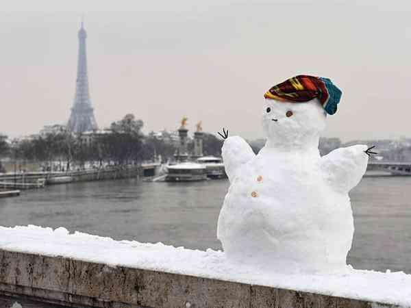 """游客小心:巴黎又""""瘫痪""""了!"""