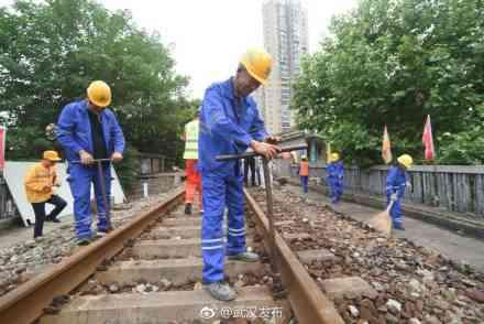 武九铁路北环线开拆